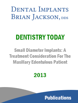 Dentistry Today 2013