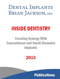 Inside Dentrist 2015